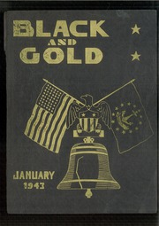 1943 Edition, Central High School - Black And Gold Yearbook (Providence, RI)