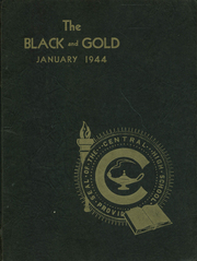 1944 Edition, Central High School - Black And Gold Yearbook (Providence, RI)