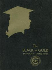 1951 Edition, Central High School - Black And Gold Yearbook (Providence, RI)