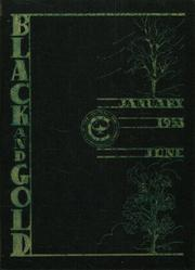 1953 Edition, Central High School - Black And Gold Yearbook (Providence, RI)