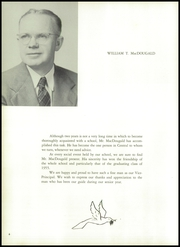 Page 10, 1955 Edition, Central High School - Black And Gold Yearbook (Providence, RI) online yearbook collection
