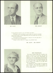Page 11, 1955 Edition, Central High School - Black And Gold Yearbook (Providence, RI) online yearbook collection