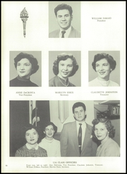 Page 14, 1955 Edition, Central High School - Black And Gold Yearbook (Providence, RI) online yearbook collection
