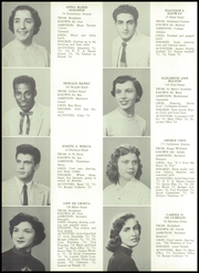 Page 16, 1955 Edition, Central High School - Black And Gold Yearbook (Providence, RI) online yearbook collection