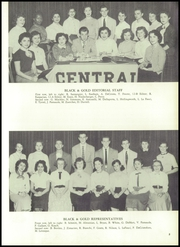 Page 9, 1955 Edition, Central High School - Black And Gold Yearbook (Providence, RI) online yearbook collection