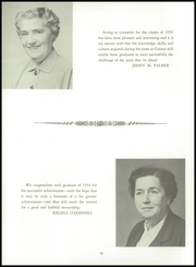 Page 14, 1956 Edition, Central High School - Black And Gold Yearbook (Providence, RI) online yearbook collection