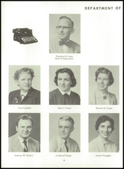 Page 16, 1956 Edition, Central High School - Black And Gold Yearbook (Providence, RI) online yearbook collection