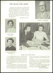 Page 8, 1956 Edition, Central High School - Black And Gold Yearbook (Providence, RI) online yearbook collection