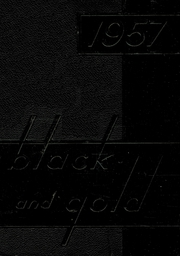 Page 1, 1957 Edition, Central High School - Black And Gold Yearbook (Providence, RI) online yearbook collection