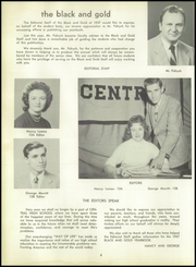 Page 10, 1957 Edition, Central High School - Black And Gold Yearbook (Providence, RI) online yearbook collection