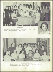 Page 11, 1957 Edition, Central High School - Black And Gold Yearbook (Providence, RI) online yearbook collection