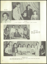 Page 12, 1957 Edition, Central High School - Black And Gold Yearbook (Providence, RI) online yearbook collection