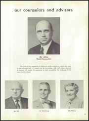 Page 13, 1957 Edition, Central High School - Black And Gold Yearbook (Providence, RI) online yearbook collection