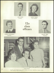 Page 14, 1957 Edition, Central High School - Black And Gold Yearbook (Providence, RI) online yearbook collection