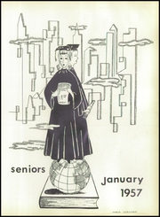 Page 15, 1957 Edition, Central High School - Black And Gold Yearbook (Providence, RI) online yearbook collection
