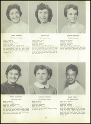 Page 16, 1957 Edition, Central High School - Black And Gold Yearbook (Providence, RI) online yearbook collection