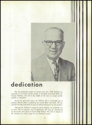 Page 7, 1957 Edition, Central High School - Black And Gold Yearbook (Providence, RI) online yearbook collection