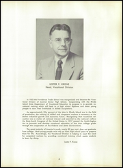 Page 9, 1957 Edition, Central High School - Black And Gold Yearbook (Providence, RI) online yearbook collection