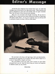Page 10, 1958 Edition, Central High School - Black And Gold Yearbook (Providence, RI) online yearbook collection