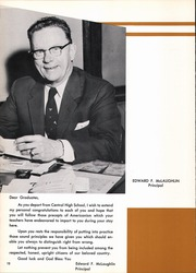 Page 16, 1958 Edition, Central High School - Black And Gold Yearbook (Providence, RI) online yearbook collection