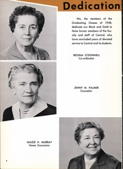 Page 8, 1958 Edition, Central High School - Black And Gold Yearbook (Providence, RI) online yearbook collection