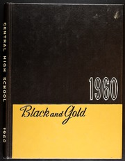 1960 Edition, Central High School - Black And Gold Yearbook (Providence, RI)