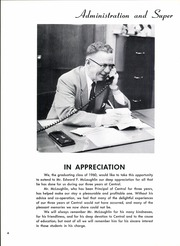 Page 10, 1960 Edition, Central High School - Black And Gold Yearbook (Providence, RI) online yearbook collection