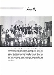 Page 13, 1960 Edition, Central High School - Black And Gold Yearbook (Providence, RI) online yearbook collection