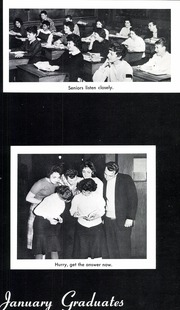 Page 15, 1960 Edition, Central High School - Black And Gold Yearbook (Providence, RI) online yearbook collection