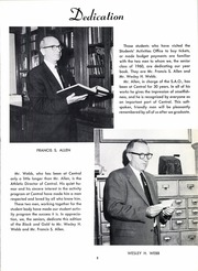 Page 7, 1960 Edition, Central High School - Black And Gold Yearbook (Providence, RI) online yearbook collection
