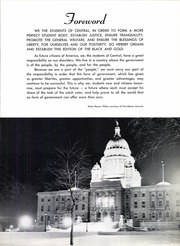 Page 9, 1960 Edition, Central High School - Black And Gold Yearbook (Providence, RI) online yearbook collection