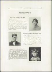 Page 11, 1914 Edition, Classical High School - Caduceus Yearbook (Providence, RI) online yearbook collection