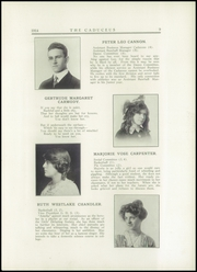 Page 13, 1914 Edition, Classical High School - Caduceus Yearbook (Providence, RI) online yearbook collection
