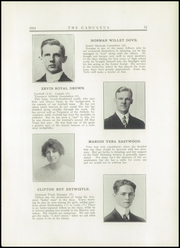 Page 15, 1914 Edition, Classical High School - Caduceus Yearbook (Providence, RI) online yearbook collection