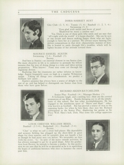 Page 10, 1929 Edition, Classical High School - Caduceus Yearbook (Providence, RI) online yearbook collection