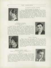 Page 12, 1929 Edition, Classical High School - Caduceus Yearbook (Providence, RI) online yearbook collection