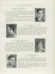 Page 13, 1929 Edition, Classical High School - Caduceus Yearbook (Providence, RI) online yearbook collection