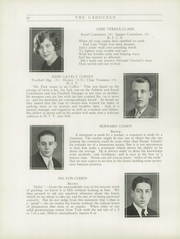 Page 14, 1929 Edition, Classical High School - Caduceus Yearbook (Providence, RI) online yearbook collection