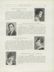 Page 15, 1929 Edition, Classical High School - Caduceus Yearbook (Providence, RI) online yearbook collection