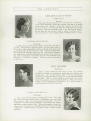 Page 16, 1929 Edition, Classical High School - Caduceus Yearbook (Providence, RI) online yearbook collection