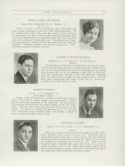 Page 17, 1929 Edition, Classical High School - Caduceus Yearbook (Providence, RI) online yearbook collection
