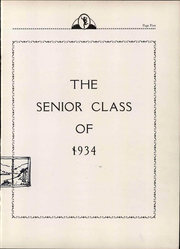 Page 11, 1934 Edition, Classical High School - Caduceus Yearbook (Providence, RI) online yearbook collection