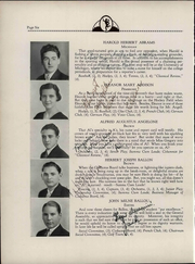Page 12, 1934 Edition, Classical High School - Caduceus Yearbook (Providence, RI) online yearbook collection