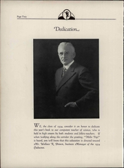 Page 8, 1934 Edition, Classical High School - Caduceus Yearbook (Providence, RI) online yearbook collection