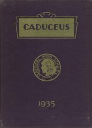 Page 1, 1935 Edition, Classical High School - Caduceus Yearbook (Providence, RI) online yearbook collection