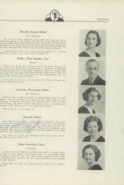Page 11, 1935 Edition, Classical High School - Caduceus Yearbook (Providence, RI) online yearbook collection