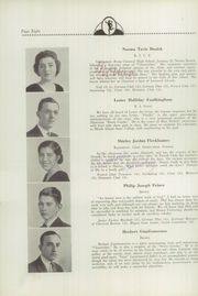 Page 12, 1935 Edition, Classical High School - Caduceus Yearbook (Providence, RI) online yearbook collection