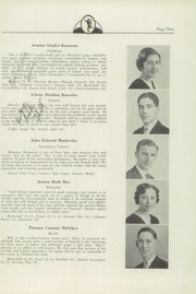 Page 13, 1935 Edition, Classical High School - Caduceus Yearbook (Providence, RI) online yearbook collection