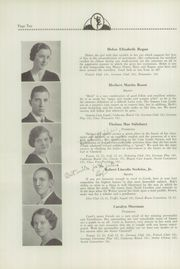 Page 14, 1935 Edition, Classical High School - Caduceus Yearbook (Providence, RI) online yearbook collection