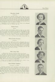 Page 15, 1935 Edition, Classical High School - Caduceus Yearbook (Providence, RI) online yearbook collection